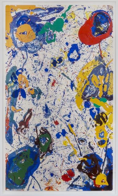 , 'Meteorite,' 1986, Gemini G.E.L.