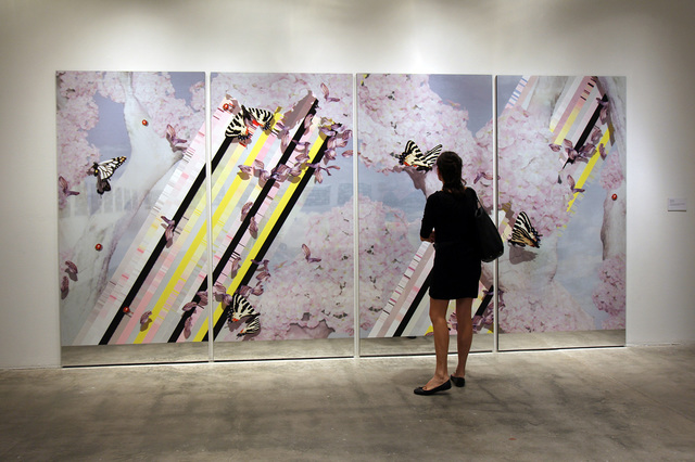 , 'Out Of Focus,' 2014, Industry Gallery