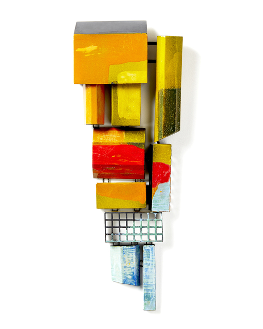 , 'Color Landscape #1,' 2017, Facèré Jewelry Art Gallery