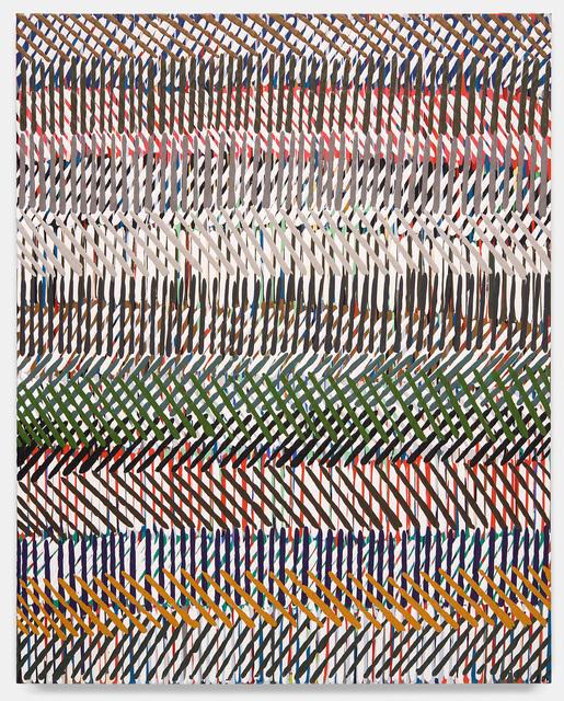 , 'Blanket Days,' 2017, Joseph Nease Gallery