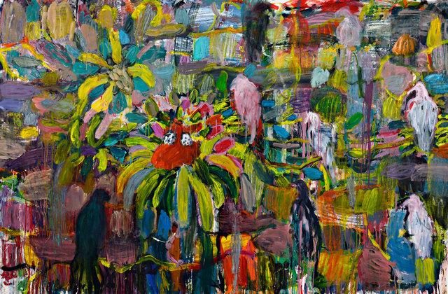 , 'Heavy Weight Champion,' 2016, Goodman Gallery