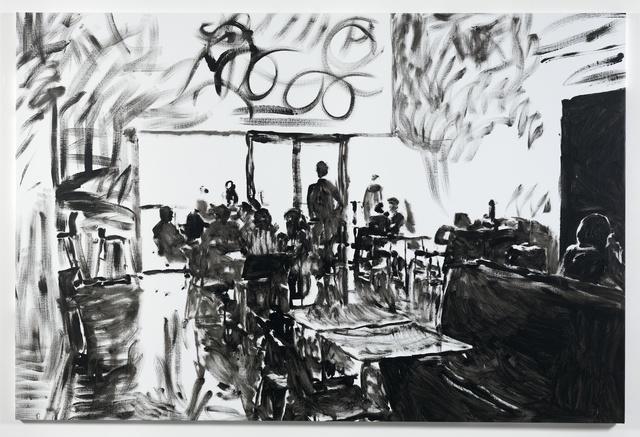 , 'TATE CAFÉ 7,' 2011, Simon Lee Gallery