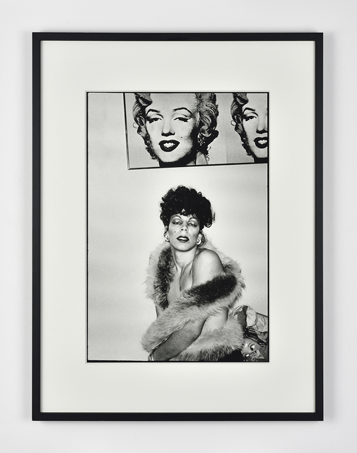 , 'Ivy with Marilyn, Boston,' 1973, Marian Goodman Gallery