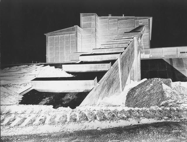 , 'Kraftwerk Bexbach,' Germany 1953, Johannes Faber