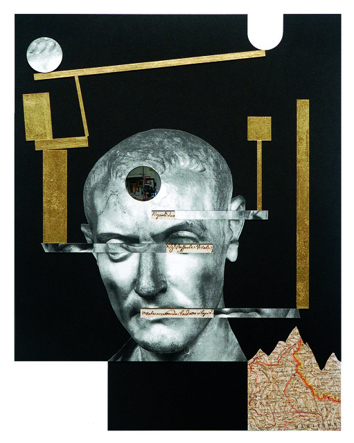 Andrew Ginzel, 'Hierophant', 2009, International Collage Center
