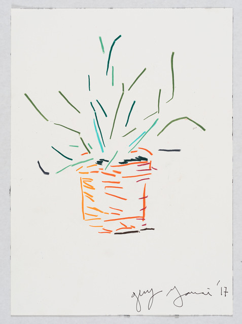, 'Friend Plant,' 2017, Flatland Gallery