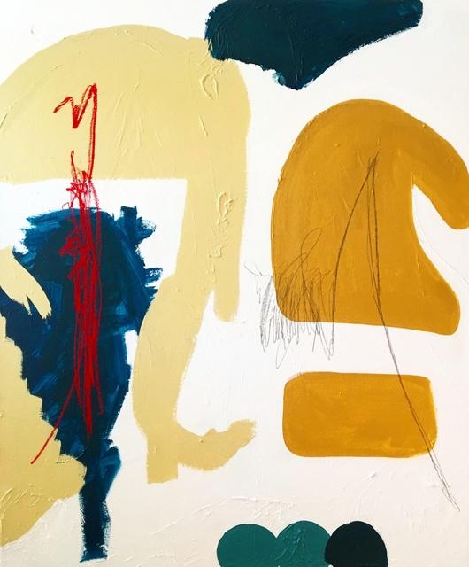 Elaine Wendt, 'To Cross an Ocean', 2019, Bitfactory Gallery