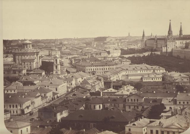 , 'Moscow, Russia,' ca. 1860, Robert Hershkowitz