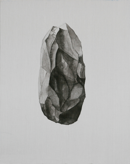 , 'From Geography to Object,' 2010, ShanghART