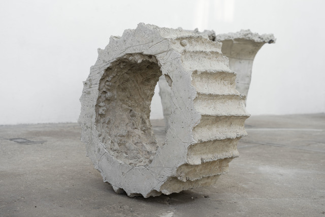 Mischa Sanders & Philipp Putzer, 'Sans titre #3 ', 2021, Sculpture, Concrete and clay, OH GALLERY