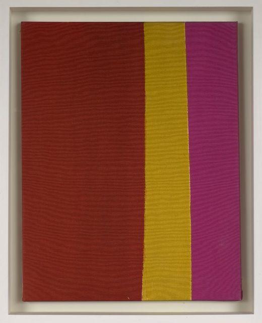Jack Bush, 'Green Stripe', 1967, Berry Campbell Gallery