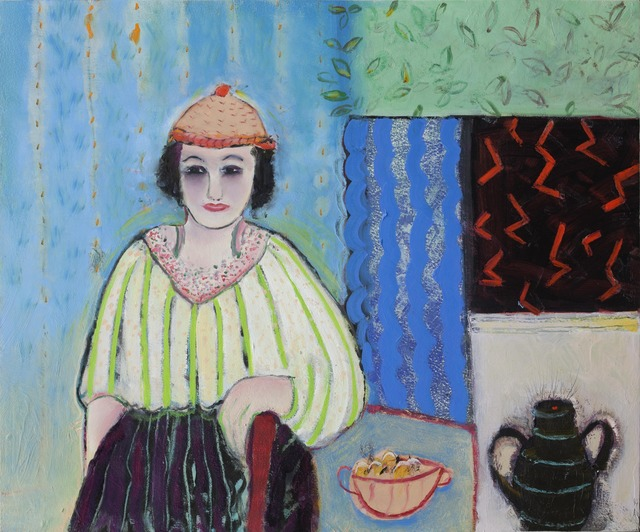 , 'In Her Room,' 2014, Seager Gray Gallery