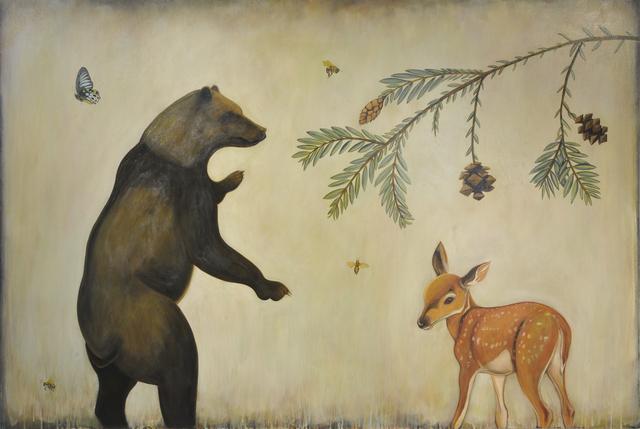 , 'Deep Woods Incident,' , Sorrel Sky Gallery