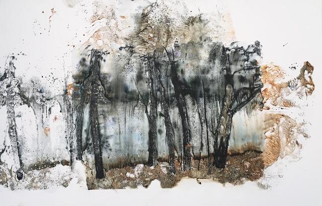 , 'Memory of Ancient Trees,' 2020, SHIM Art Network