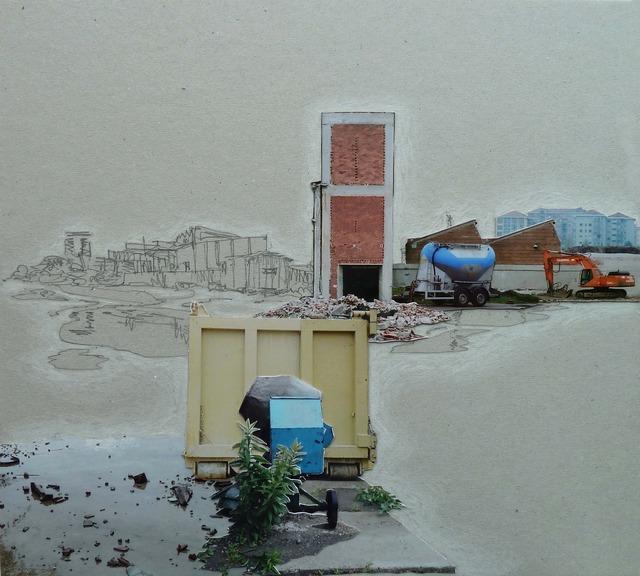 , 'Lost Town I,' 2013, Pari Nadimi Gallery