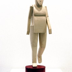 Louise Kruger, 'Untitled (Small White Figure)', Bookstein Projects