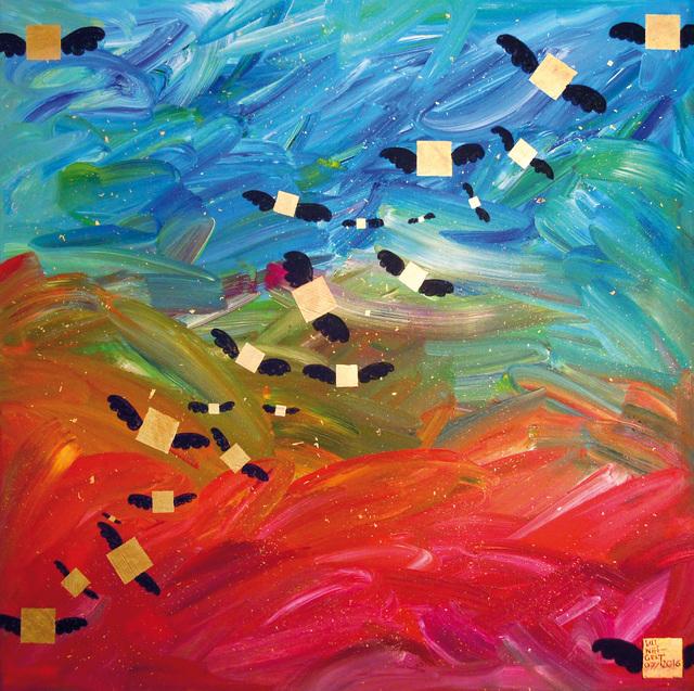 , 'Volare,' 2016, Galerie AM PARK