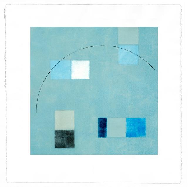 Felim Egan, 'Floating', 2006, Print, Intaglio, Stoney Road Press
