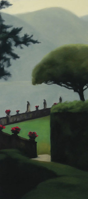 , 'Il Giardino,' 2010, William Baczek Fine Arts