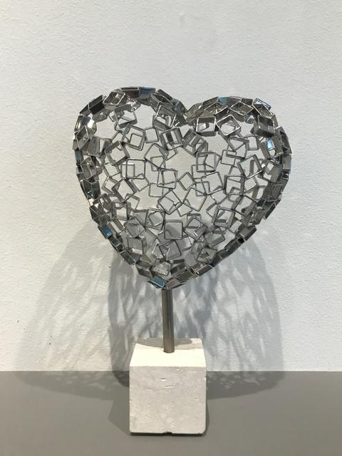 Rainer Lagemann, 'Diamond Love (silver)', 2017, New Gallery of Modern Art