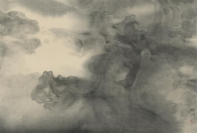 , 'Dewdrops in Sweet Spring 露降醴泉,' 2016, Ink Studio