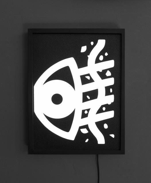 , 'Low Beam,' 2019, Christine König Galerie