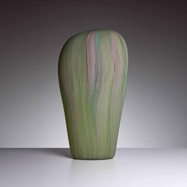, 'Skin Deep - Green & Pink,' 2016, Adrian Sassoon