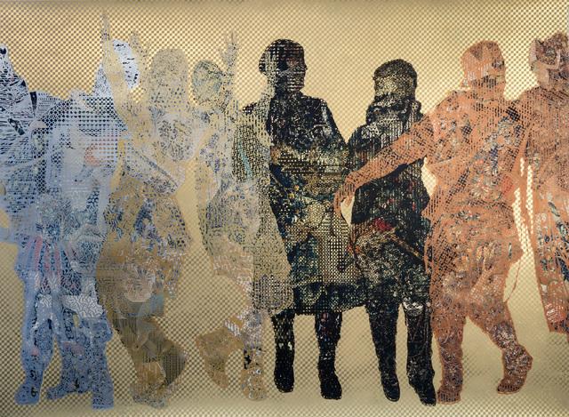 , 'Frieze #6,' 2018, Gazelli Art House