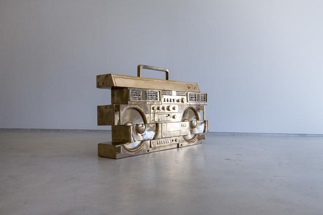 Luis Gispert, 'Bad Passion', 2018, Sculpture, High polished cast bronze, LUNDGREN GALLERY