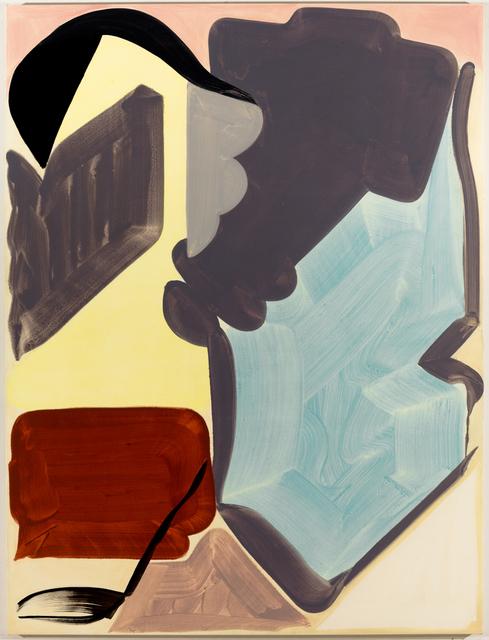 , 'Facade,' 2014, wallspace_1