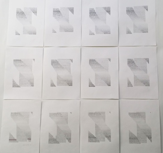 """, '""""12 dibujos: luna, sol y sombra"""",' 2015, Alarcón Criado"""