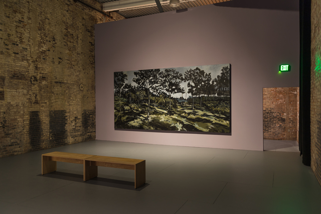 The Lure Of The Dark Contemporary Painters Conjure The Night Mass Moca Artsy