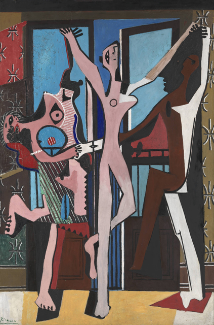 Pablo Picasso, 'The Three Dancers', 1925, Tate