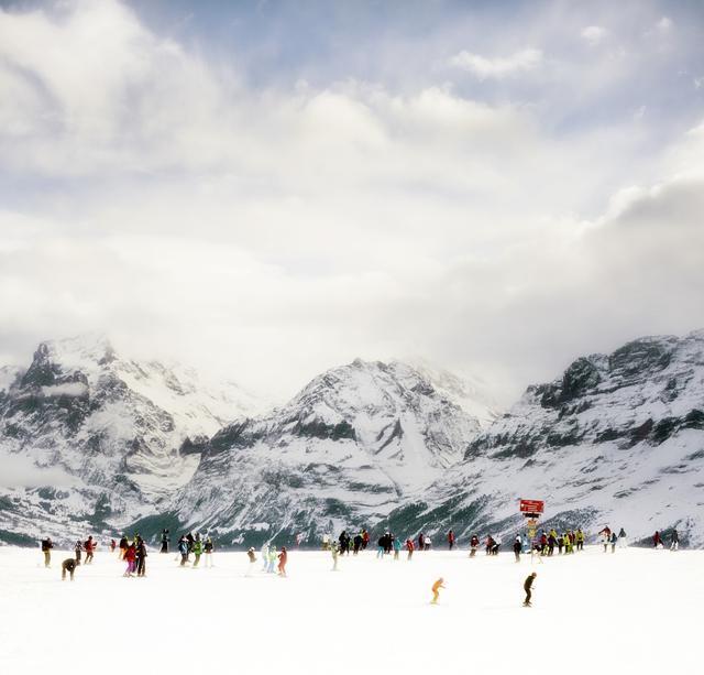 , 'More Mountains More You,' 2014, Newzones