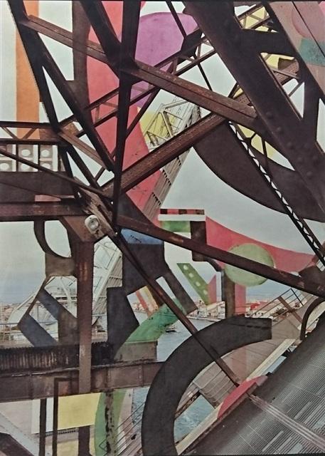 , 'Sète, Pont Sadi Carnot no. 2,' 2018, Galerie Kornfeld