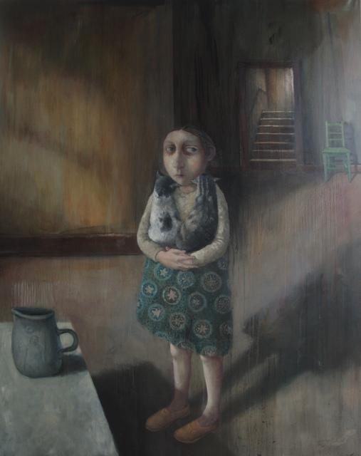 , 'Kittens,' 2018, bo.lee gallery