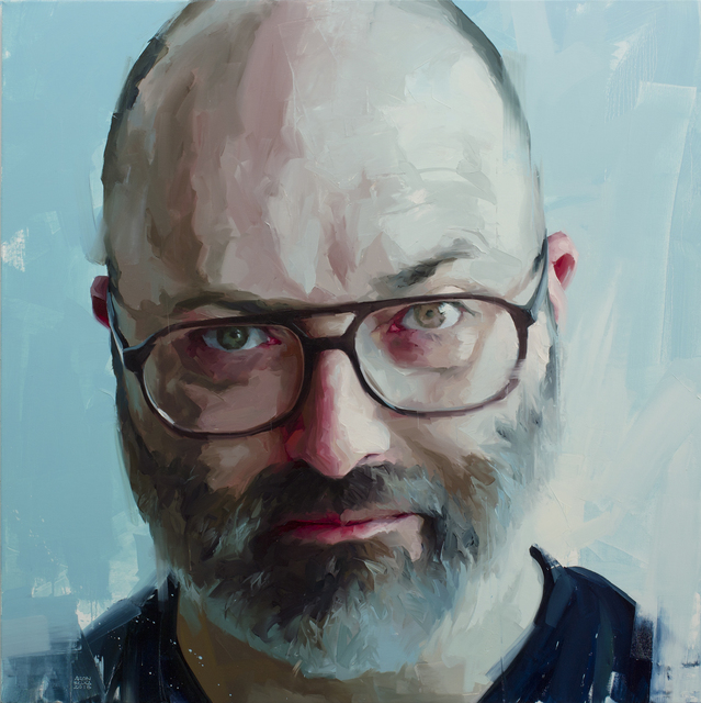 , 'Dan Tague,' 2018, LeMieux Galleries