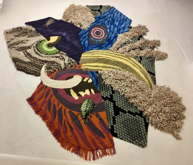 , 'Animal Mask,' 2016, MANIERA