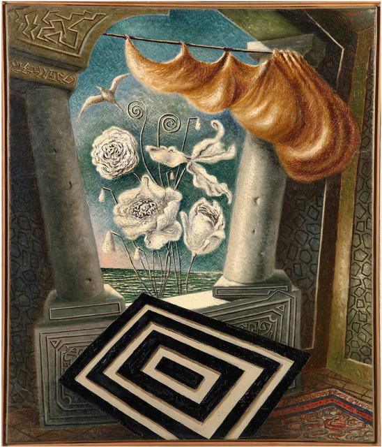 , 'Fleurs Étranges,' 1930, Magazzino