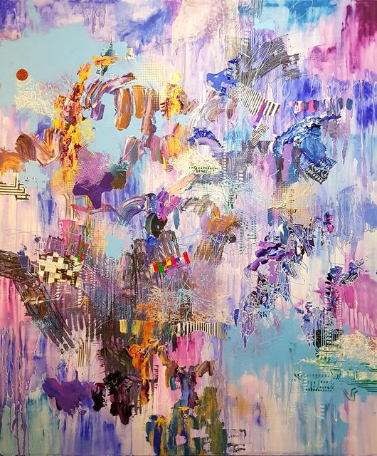 Yuni Lee, 'Colorfalls', 2016, Ro2 Art