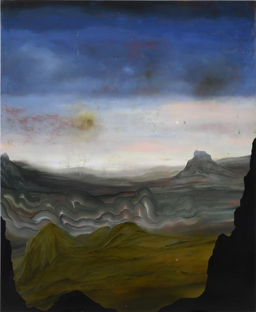 , 'The Ridge,' 2017, DC Moore Gallery