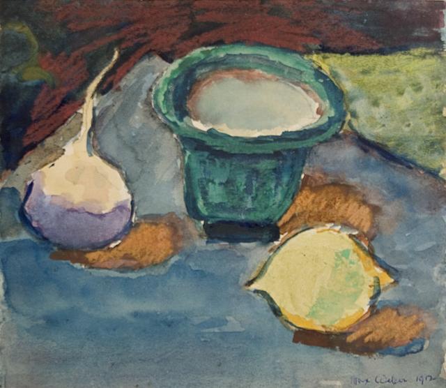 , 'Still Life,' 1912, Forum Gallery