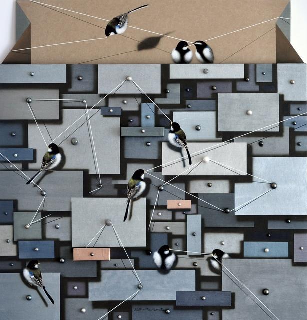 , 'Capitalism,' 2014, Gallery LVS