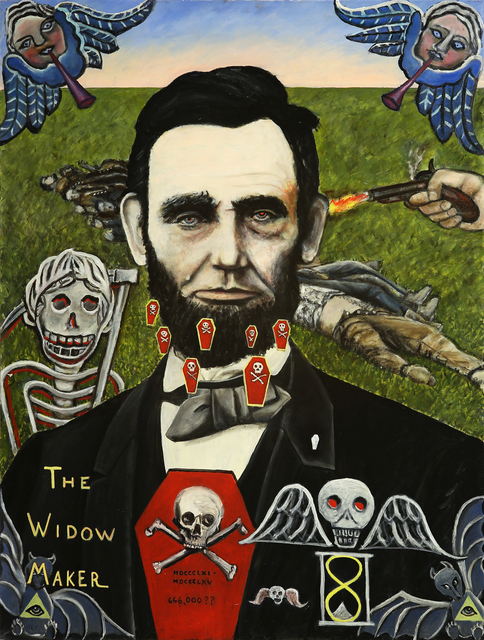, 'The Widow Maker,' 1999-2013, DETOUR Gallery