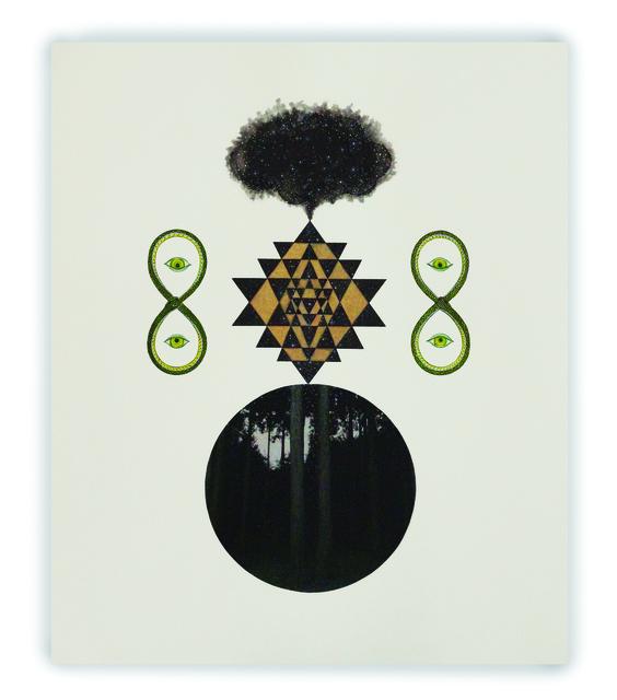 , 'Eternity beneath the Non-Dual Bliss,' 2016, Mizuma Art Gallery