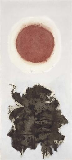 Adolph Gottlieb, 'Burst #3', Christie's