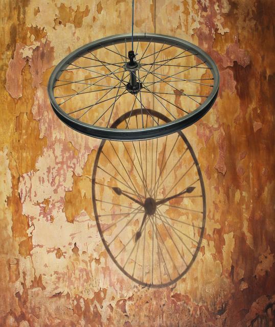 , 'La Rueda del Tiempo (The Wheel of Time),' 2018, Arte1010