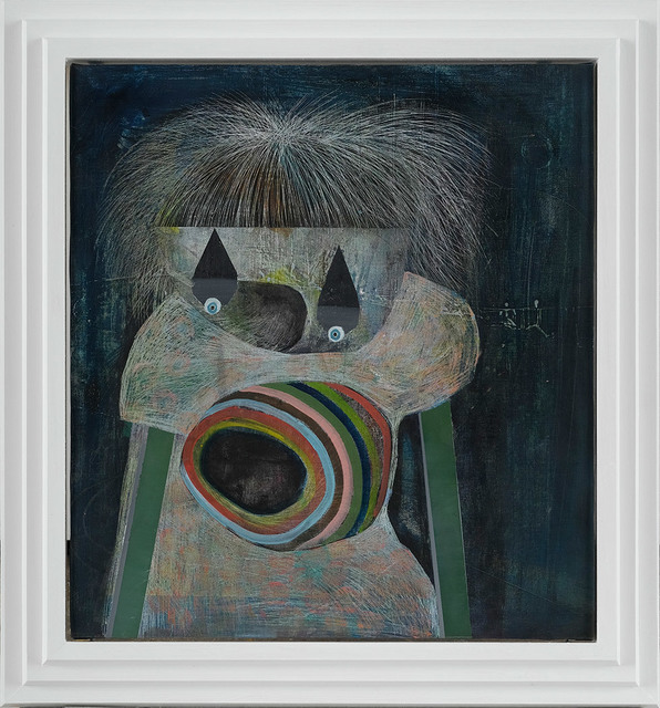 , 'Portrait 21,' 2016, Monte Clark Gallery
