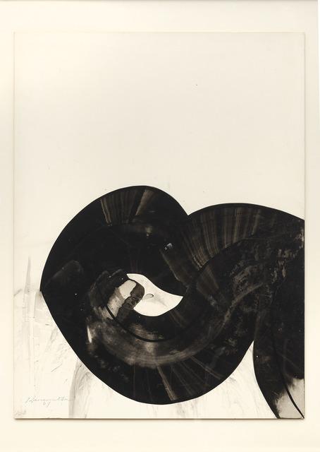 , '18-19,' 1967, Louis Stern Fine Arts