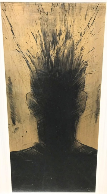 Richard Hambleton, 'Shadow Head', 2004, Leonards Art